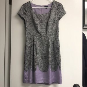 The Limited Paisley Dress